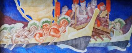 The Chief's Canoe-Charlot