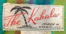 The Kahala-label