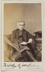 Bishop_T._N._Staley by Mason & Co (Robert Hindry Mason), albumen carte-de-visite, mid 1860s