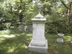Timothy Henry Pitman gravestone