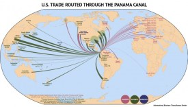 US Trade-Panama-canal