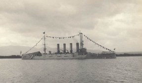 USS-California-Pearl Harbor-Dec 14, 1911