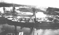 USS_Arizona_(BB-39)_being_modernized_in_1930