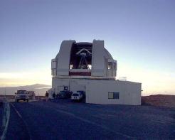 United Kingdom Infrared Telescope (Photo UKIT) 1979