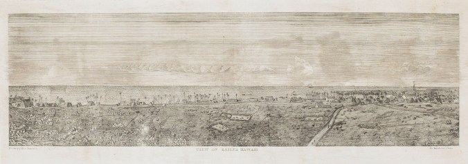 View of Kailua from Laniakea-1836