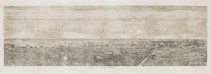 View of Kailua from Laniakea-1836