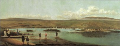 'View_of_Hilo_Bay',_oil_painting_by_Joseph_Nawahi,_1888