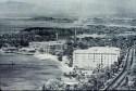 Waikiki scene arial view of moana & RH
