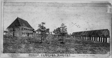 Wailuku Female Seminary-Mission Houses