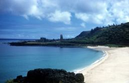 Waimea Bay - Gravel Tower-Williams