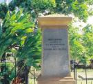 Waineʻe (now Waiola) Church Cemetery-Nāhienaena, daughter of Kamehameha I and Keōpūolani-1836