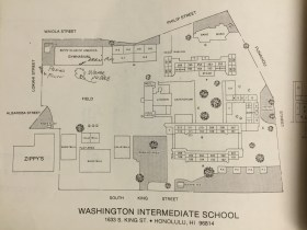 Washington layout