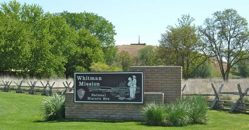 Whitman_Mission_Entrance