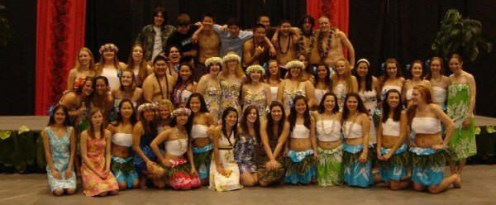 Whitworth University-Hawaiian Club