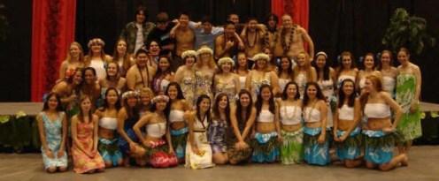 Whitworth University-Hawaiian Club