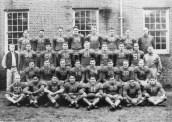 Willamette Footbal Team