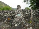 William Whatman memorial-Kealakekua