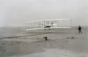 Wright Brothers-First FLight, Dec 17, 1903
