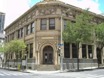 Yokohama Specie Bank Building, 1909