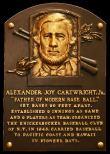 alexander-cartwright-baseball hall of fame