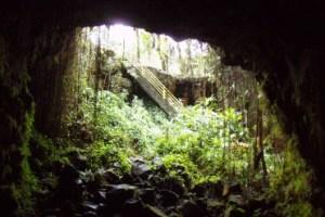 Kaumana Cave