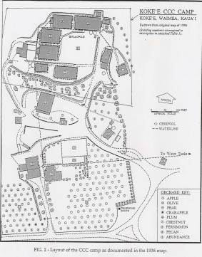 kokee-ccc-camp-map