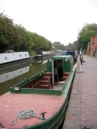 dudley canal boats, walsall england, take you into underground coal mines