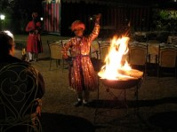 fire and dance in Rajasthan