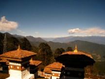 Bhutan Tibet border, Himalayas, Dochu La Pass, Bhutan