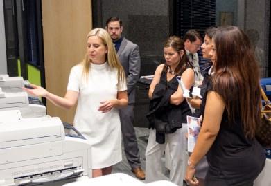 Xerox showcase Woodland Hills