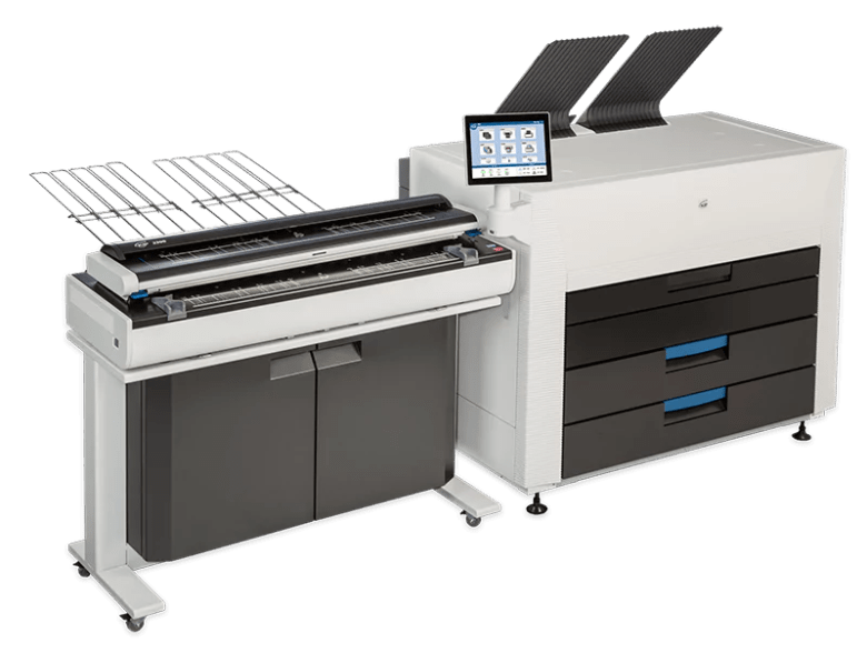 KIP 890 Wide Format Printer