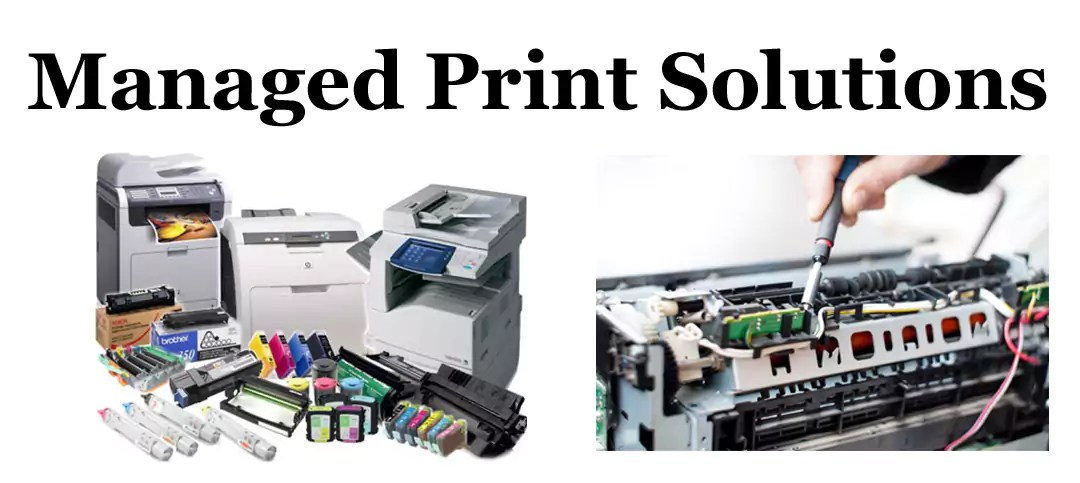 managed printer service