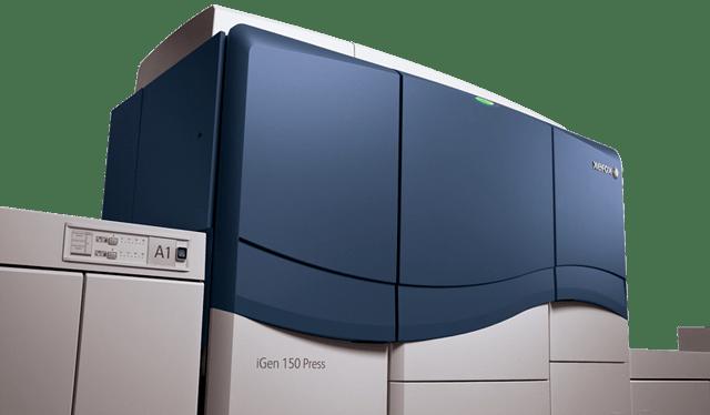 iGen 5 Digital Press