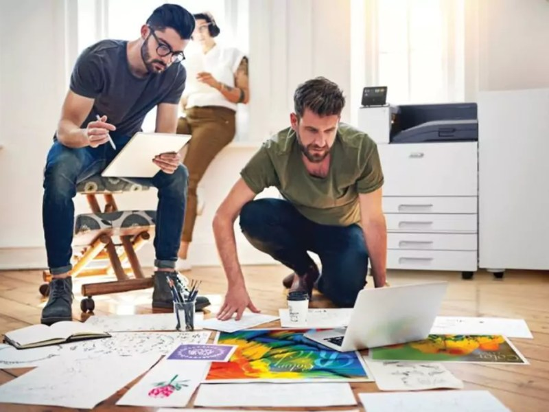 New Xerox ConnectKey devices bring creativity to the workplace