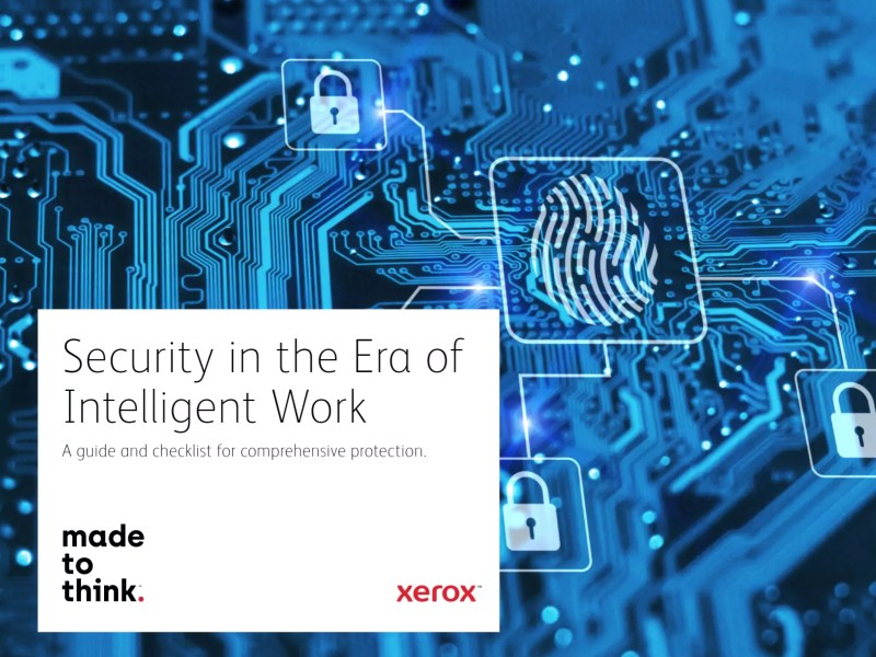 Security in the Era of Intelligent Work
