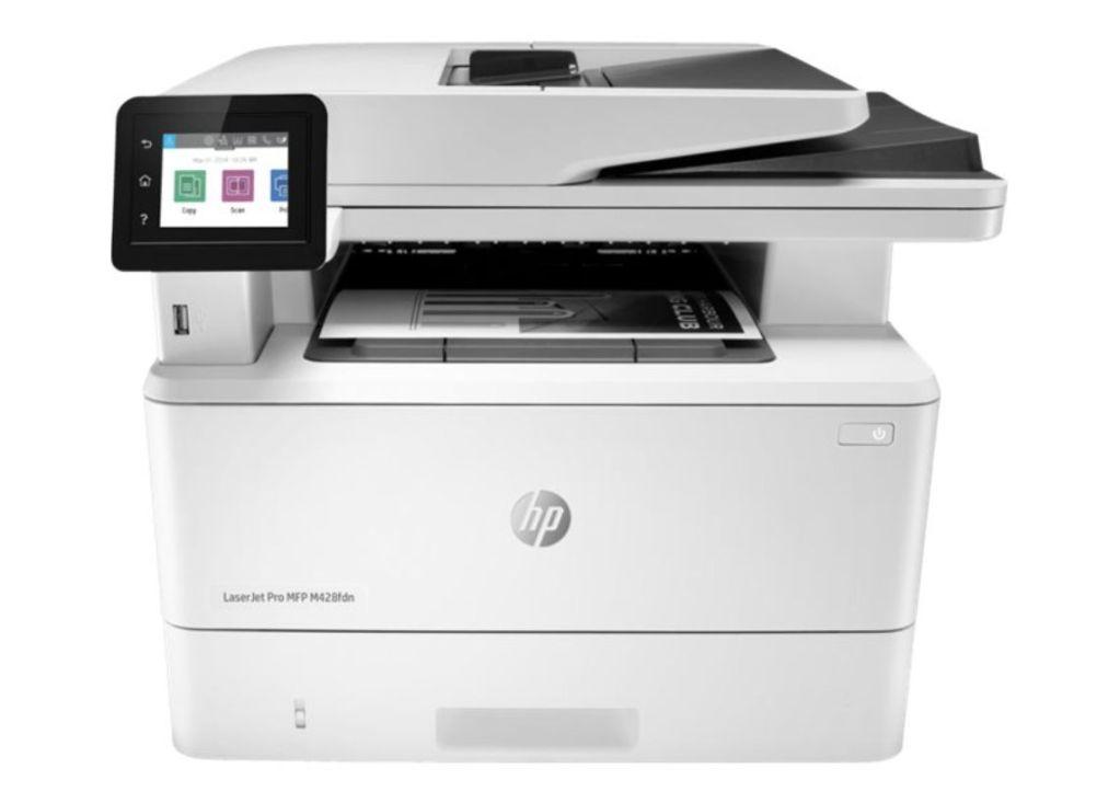 HP LaserJet Pro B&W MFP M428fdn