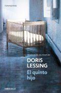 Cubierta novela El quinto hijo de Doris Lessing