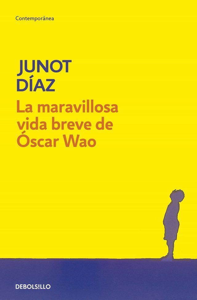 la maravillosa vida breve de oscar wao-junot diaz-9788483466094