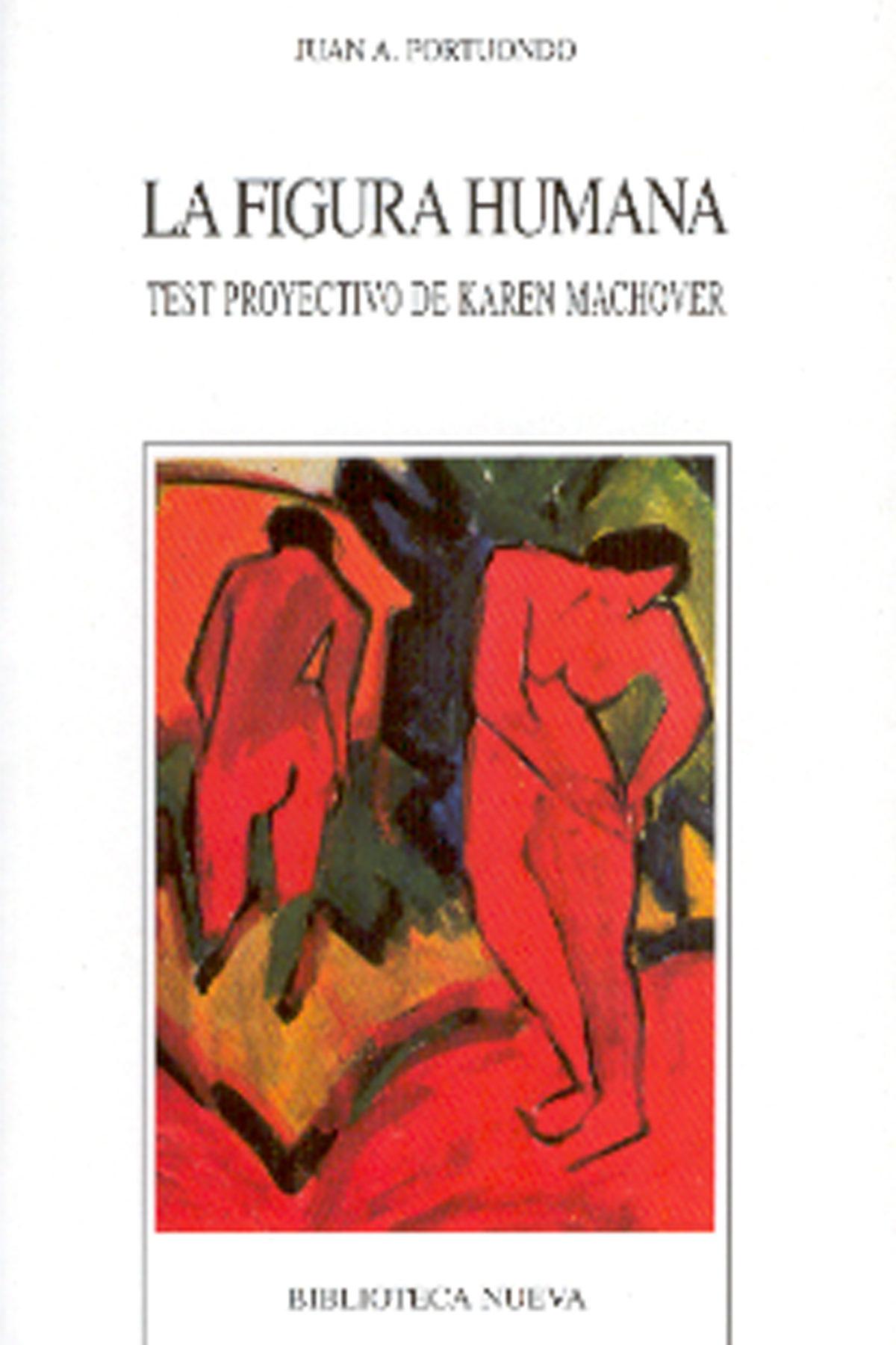 La Figura Humana Test Proyectivo De Karen Machover