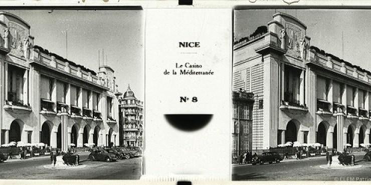 Images stéréoscopiques Bruguière Edition Nice