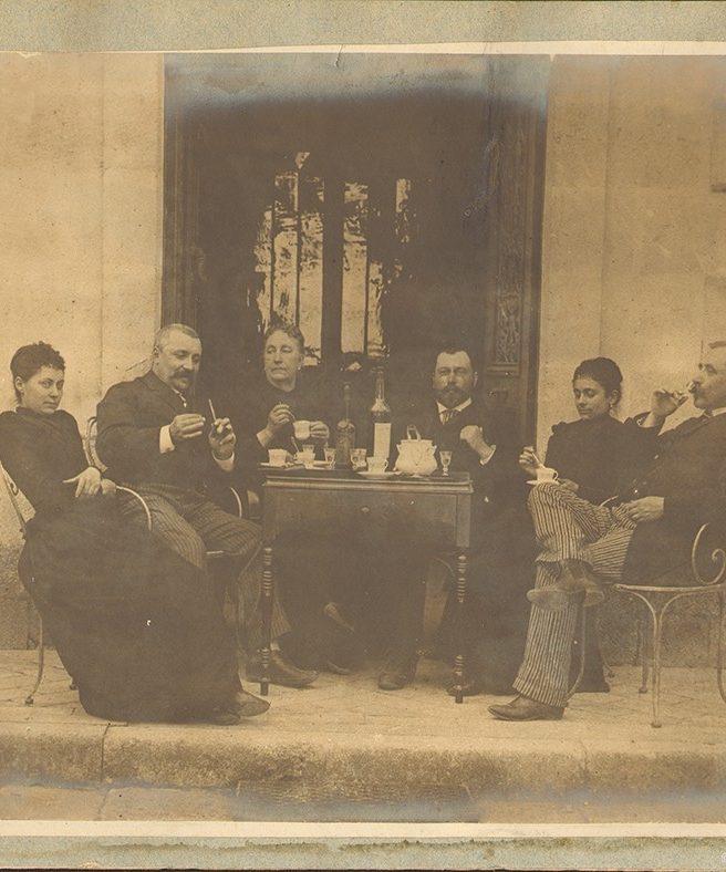 Famille Guitard du Marès