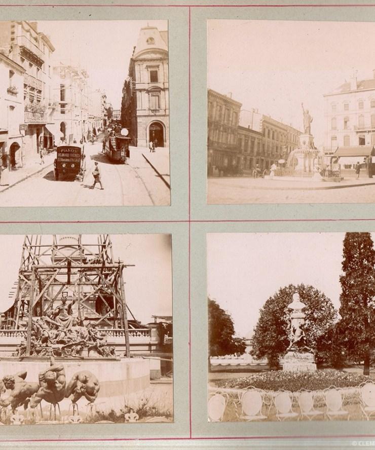 Photographies Bordeaux Monument aux Girondins Jardin Public