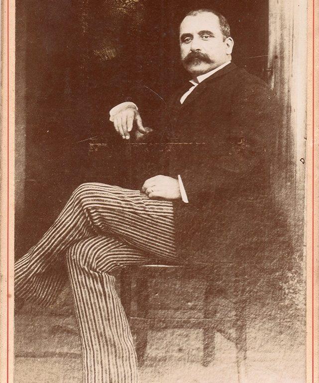 Daniel Théodore Guitard du Marès