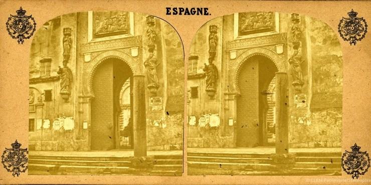 Images stéréoscopiques Plaut Henri Espagne