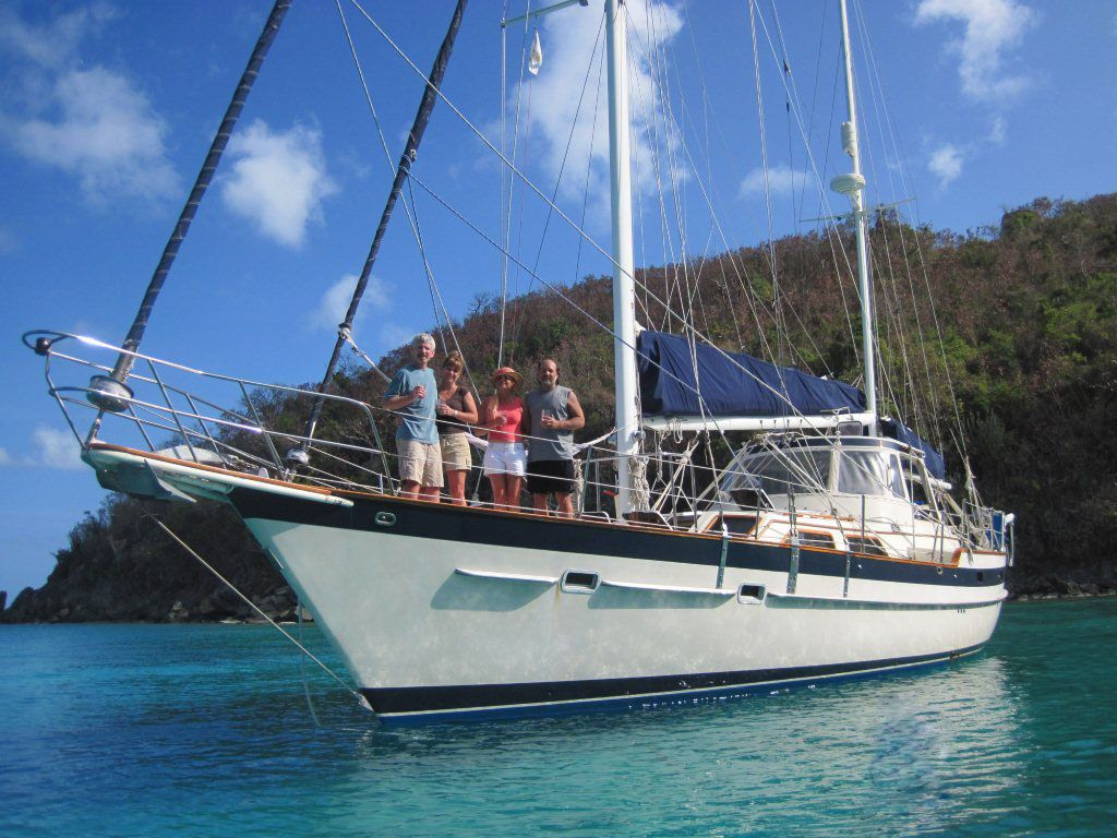 Sailing And Adventures In Paradise On Your VRBO