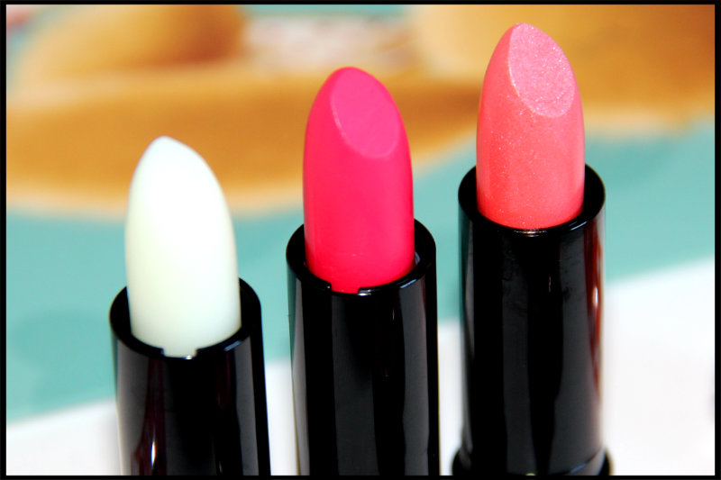 COLLECTION's Pink Strawberry, Green Apple and Orange Burst Lip Balms Review/Swatch (6/6)
