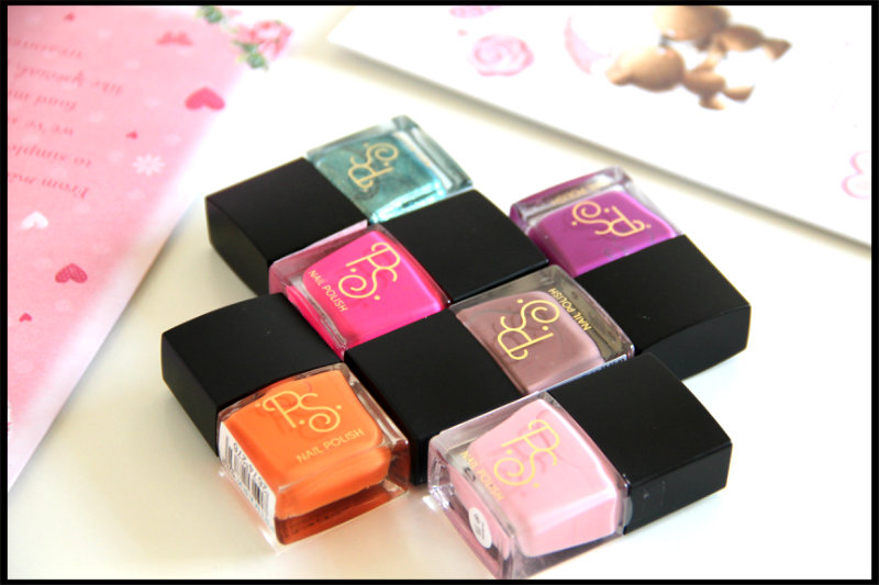 Primark P.S. Love Nail Polishes Review/Swatch (2/6)