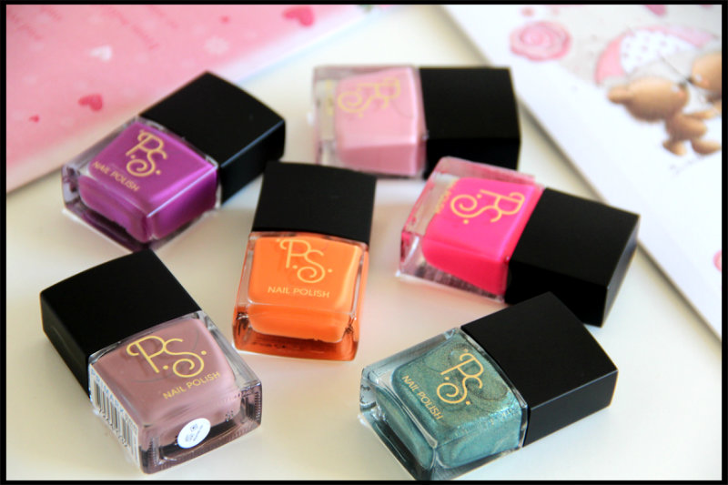 Primark P.S. Love Nail Polishes Review/Swatch (3/6)