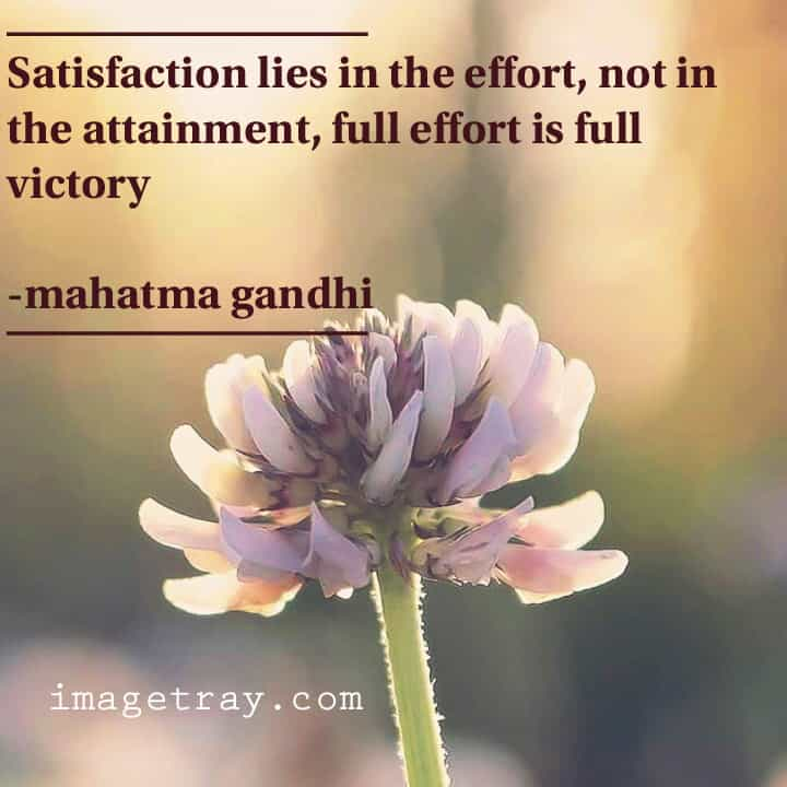 good positive quotes on Gandhi quotes