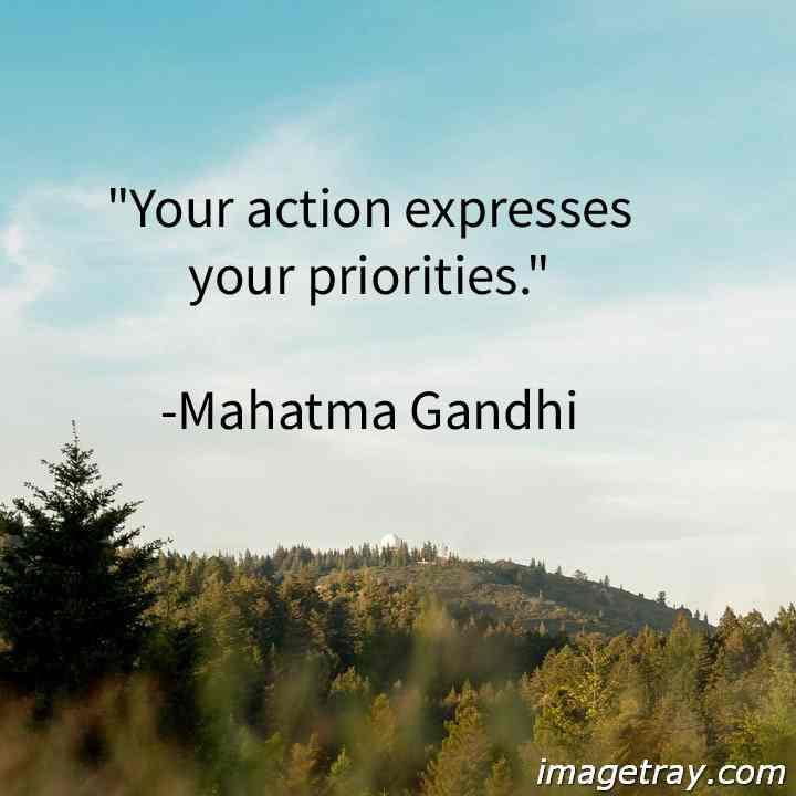 Gandhi ji quotes